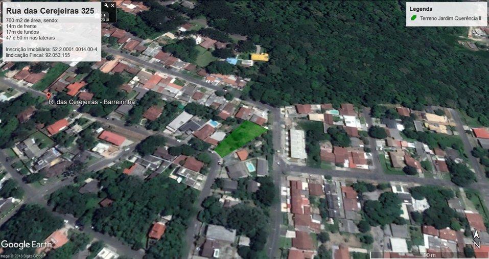 foto - Curitiba - Barreirinha
