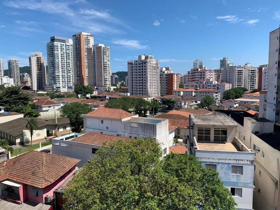 foto - Santos - Ponta da Praia