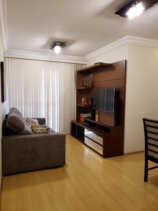 Apartamento a venda na Rua Visconde de Guaratiba, Vila Firmiano Pinto, São Paulo, SP