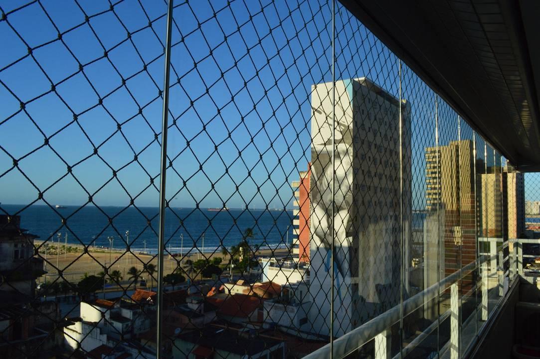 foto - Fortaleza - Praia de Iracema